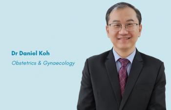 Doctor - Dr Daniel Koh